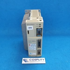 AMAT 0870-01011 DRVR SERVOPACK AC SGC 400W 200V FOR SPEED CNTL SGDA-04AS