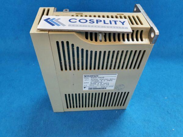 AMAT 0870-01011 DRVR SERVOPACK AC SGC 400W 200V FOR SPEED CNTL SGDA-04AS