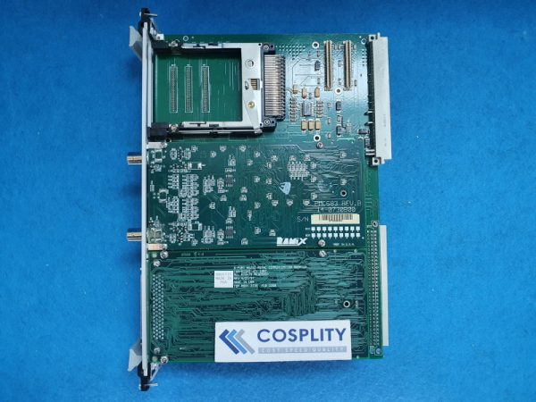 GE VMIVME-7697-150 SINGLE BOARD COMPUTER W/RAMIX PMC683