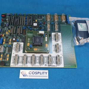 MOTOROLA MPFB1632 EVALUATION BOARD W/ MPB332AB