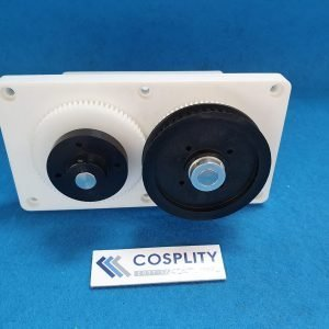 0010-25974 GEAR ASSEMBLY (MISSING SEAL COVER & PULLEY)