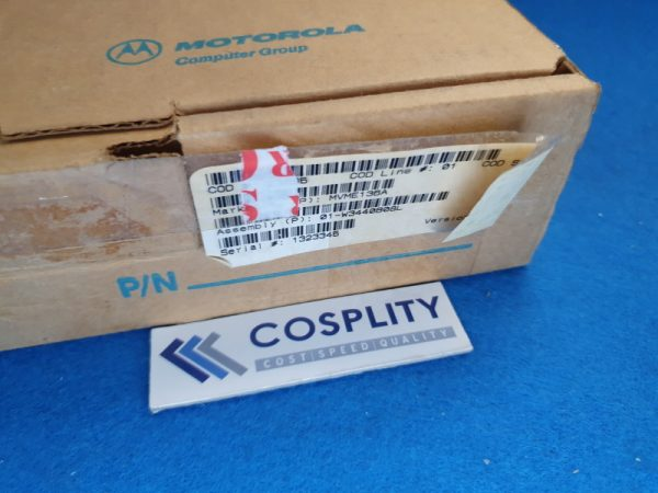 MOTOROLA MVME136A 32-BIT SINGLE BOARD MICROCOMPUTER