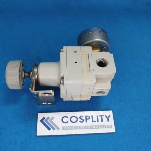 SMC IR2000-N02 PRECISION REGULATOR, INPUT 150psi Max, Output 0.7-30psi