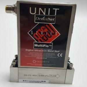 CELERITY UFC-8565 MASS FLOW CONTROLLER GAS He / 15SLM