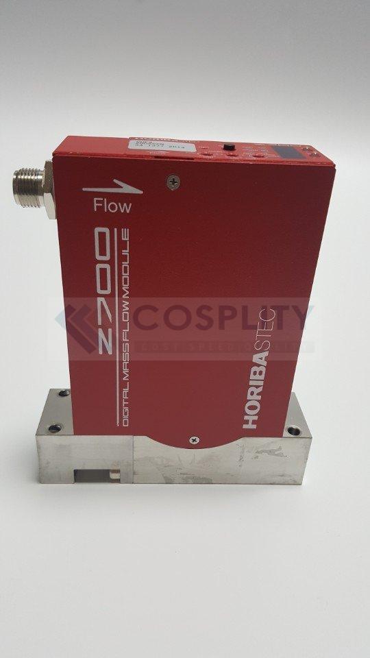 HORIBA STEC SEC-Z714AGX MASS FLOW CONTROLLER GAS CHF3 / 200SCCM