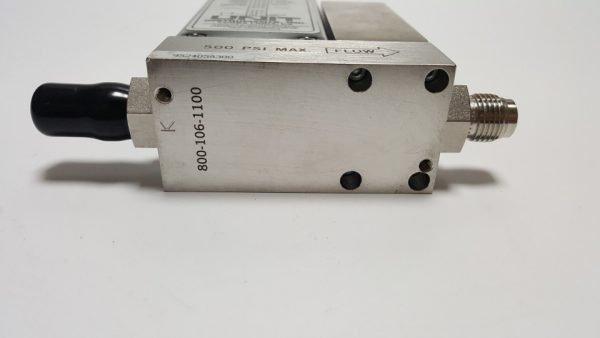 UNIT UPC-1300 MASS FLOW CONTROLLER GAS He / 50SCCM