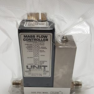 UNIT UFC-1200A MASS FLOW CONTROLLER GAS N2 / 100SCCM