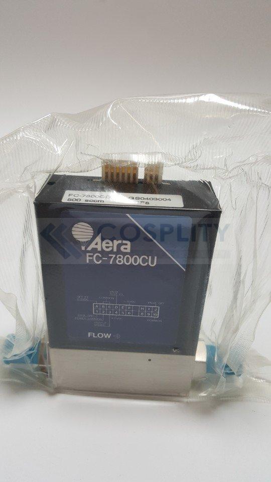 AERA FC-7800CU MASS FLOW CONTROLLER GAS C3F8 / 500SCCM