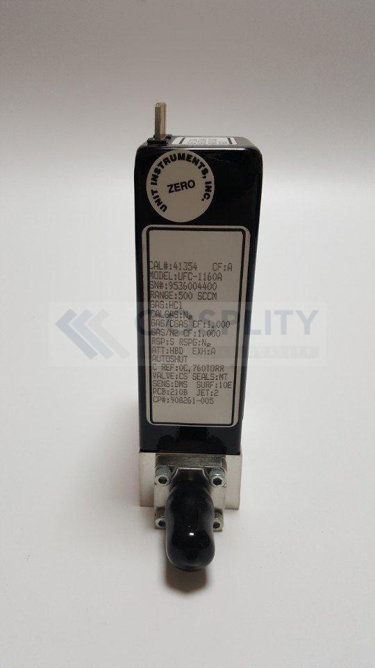 AVIZA 908261-005 MFC UNIT UFC-1160A GAS HCl / 500SCCM