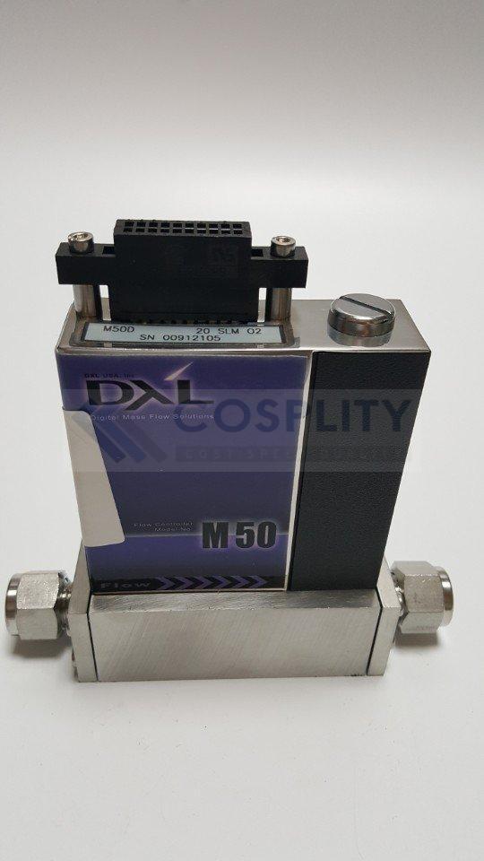 AVIZA 410326-003 MFC DXL M50D GAS O2 / 20SLM