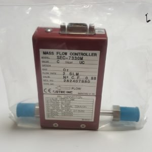AVIZA 410710-001 MFC STEC SEC-7330M GAS O2 / 2SLM