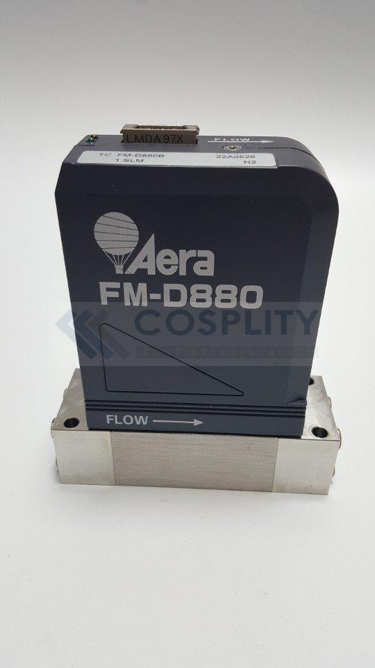 WATKINS JOHNSON 815009-815 MFC AERA TC FM-D880B GAS N2 / 1SLM