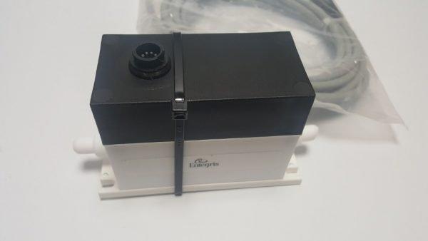 "ENTEGRIS 4400-T5-F03-D12-A-P2-S3 NT ELECTRONIC FLOWMETER 0-2.5 l/min / 3/8"" Flaretek"