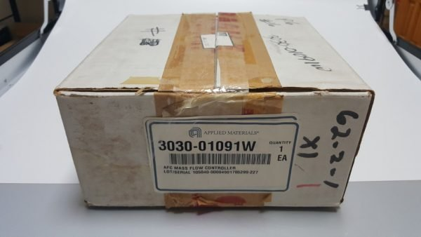 AMAT 3030-01091W MFC UNIT UFC-1100A GAS N2 / 50SCCM