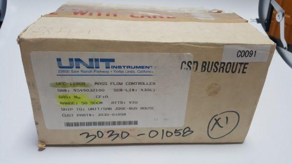 3030-01058 MFC UNIT UFC-1100A GAS N2 / 50SCCM