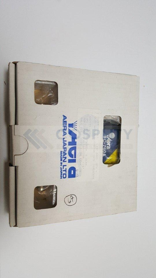 AERA TC FC-760A MASS FLOW CONTROLLER GAS N2 / 5SLM