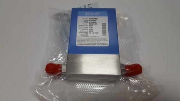 MYKROLIS FC-2900V MASS FLOW CONTROLLER GAS SIH4 / 10 SCCM