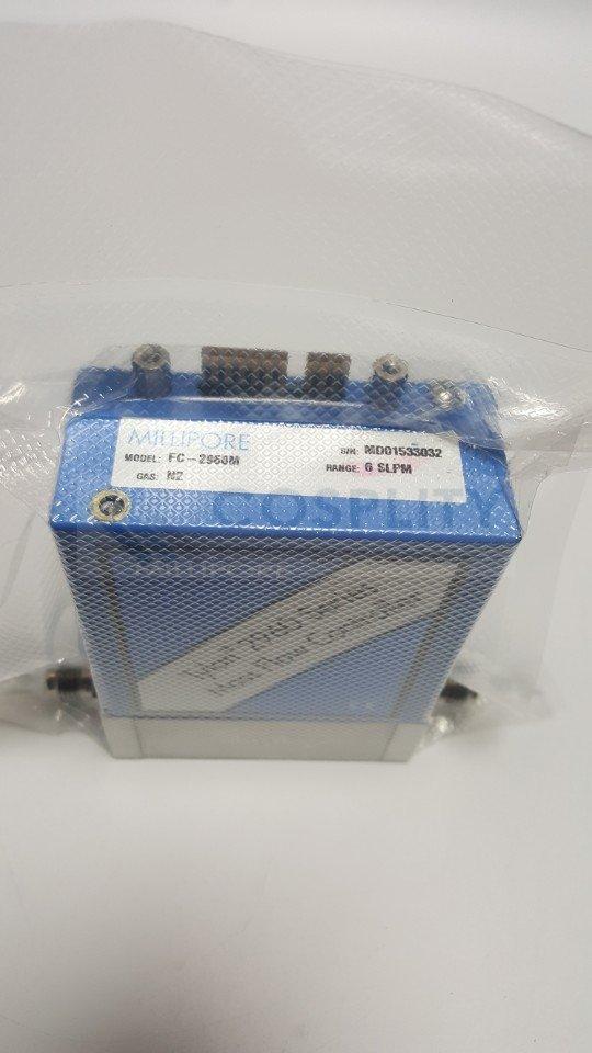 MYKROLIS FC-2960M MASS FLOW CONTROLLER ASML GAS N2 / 6SLPM