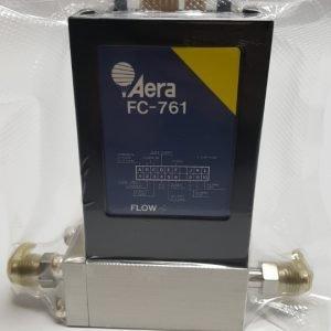AERA TC FC-761 MASS FLOW CONTROLLER GAS O2 / 15SLM