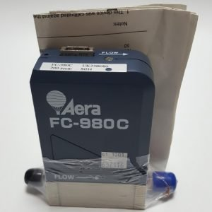 AERA FC-980C MASS FLOW CONTROLLER GAS SiH4 / 200SCCM