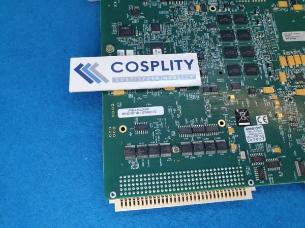 LAM RESEARCH 605-064676-007 VME CPU BOARD V7688A-132L00W01