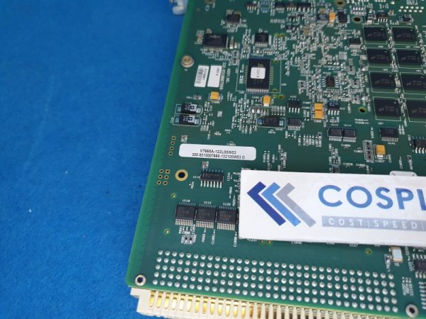 LAM RESEARCH 605-109114-003 GE ABACO BOARD V7668A-132L00W03