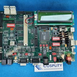 WIND RIVER MPC8XXFADS SAMSUNG ARM EVALUATION BOARD W/ MPC860FADSDB
