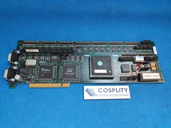 LEXTRA LEX1 PCI EVALUATION BOARD W/ VXworks ROM