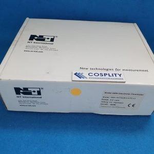 ENTEGRIS 4400-T6-F04-B12-A-P2-U1 MODEL 4400 ELECTRONIC FLOWMETER