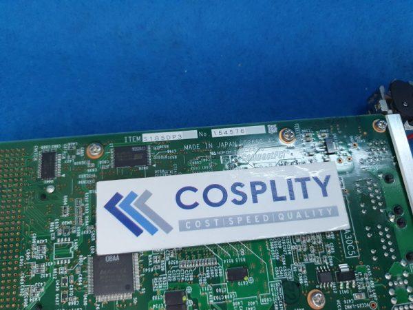 SANRITZ SC2650-4-S TOKYO ELECTRON TEL UNITY CPU BOARD