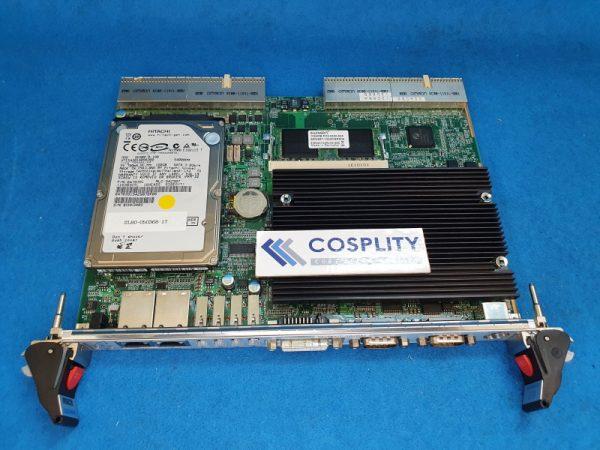 SANRITZ SC2650-3-S TOKYO ELECTRON TEL UNITY CPU BOARD