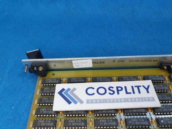 0100-00127 w PWB ASSY,VME D RAM MVME-202