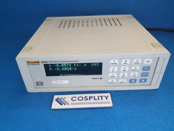 1040-01153 METER PRESS 0-30 PSI FLUKE RPM3 G0030 S/N 2334 , USED AS IS