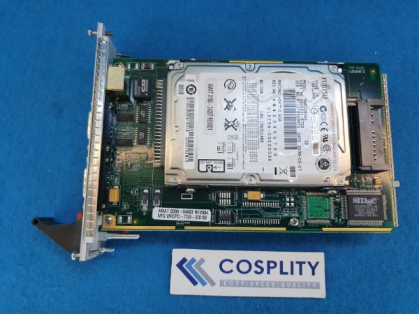 0090-04683 ASSEMBLY, SBC, 1.6GHZ 1GB DDR AND 80GB VMICPCI-7326-330100