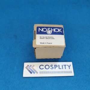 NOSHOK 15-110-100 PSI/KPA 1/8 NPT BACK CONN