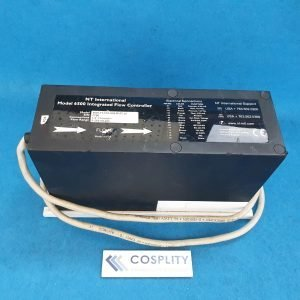 6500-T2-F02-H04-M-P2-U1 INTEGRATED FLOW CONTROLLER 1/4 0-250 ml/min (BLACK COVER)