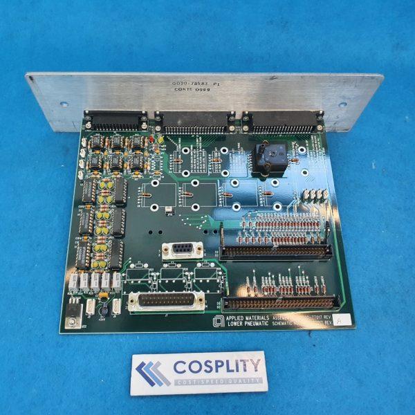 0100-77017 ASSY, LOWER PNEUM CNTRLR W/ 0020-78583