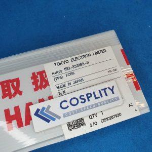 TOKYO ELECTRON 1110-333183-11 (TPS) CERAMIC FORK
