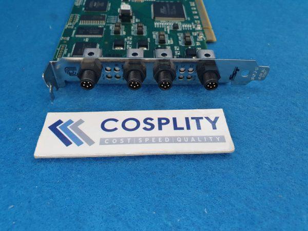 0190-15756 SPECIFICATION, SST 4-CHANNEL PCI DEVICENET