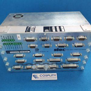 NOVELLUS 02-106219-00 SIOC WTS1 FIELD CONNECTOR MODULE DIGITAL DYNAMICS