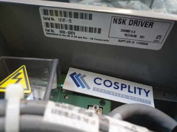 0090-03979 ASSY, NSK DRIVER MODULE 300MM