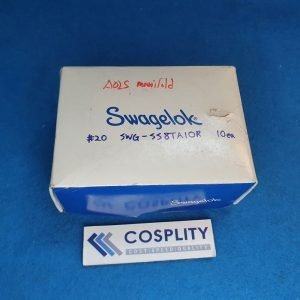 SWAGELOK SS-8-TA-1-OR TUBE FITTING, MALE TUBE ADAPTER
