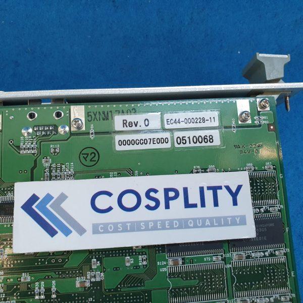 TOKYO ELECTRON EC44-000228-11 VME M/C TEB 205 UNITY ME BOARD