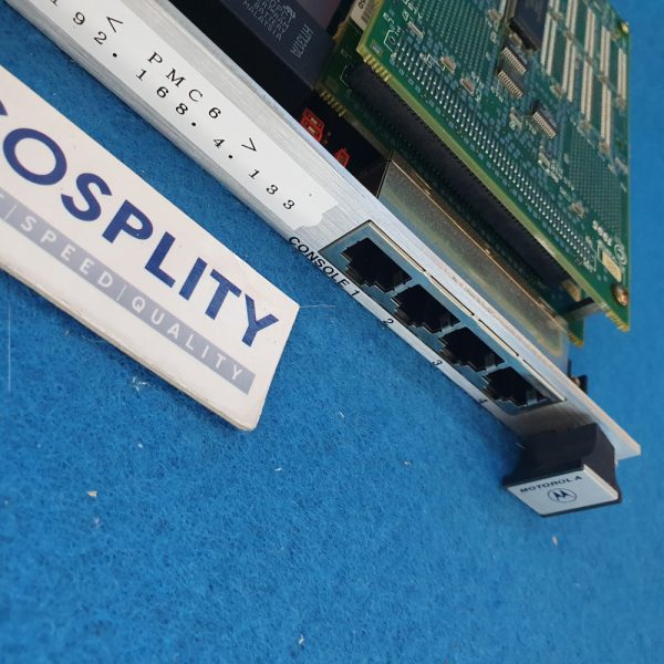 MOTOROLA MVME-162-262 EMBEDDED CONTROLLER VME PCB CARD