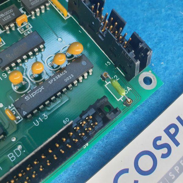 0100-20064 PCB ASSY,SBC I/O BREAKOUT, USED