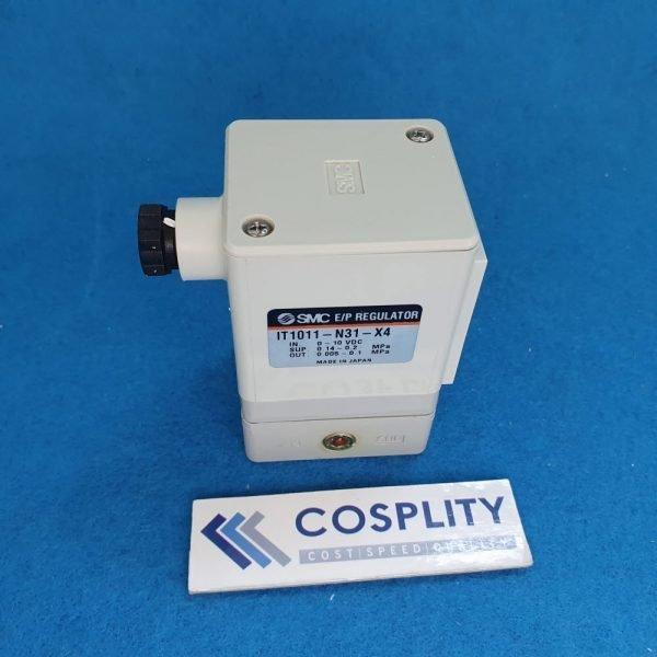 3800-01125 RGLTR PRESS ELECTRO-PNEU