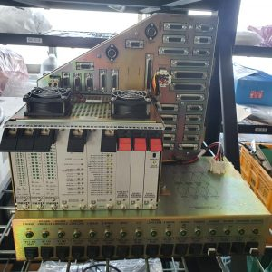 0090-04412 ASSEMBLY, RACK WITH BACKPLANE, 3U NONCPC