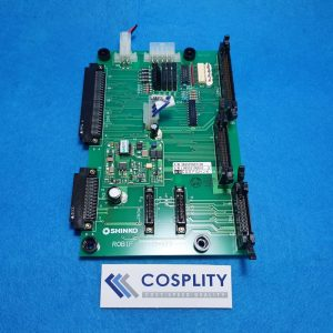 SHINKO 3ASSYC807100 PCB BOARD ROBIF M-177