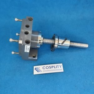 0190-01759 BALL SCREW AND NUT W/ MOUNT&CLAMP
